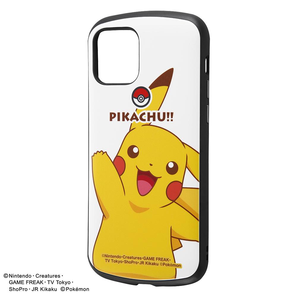 【iPhone 12/12 Pro】耐衝撃ケース MiA 『ピカチュウ/スタンダード』